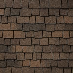 Glenwood Adobe Clay Designer Architectural Shingles (11.1 sq. ft. per Bundle) (10-pieces)