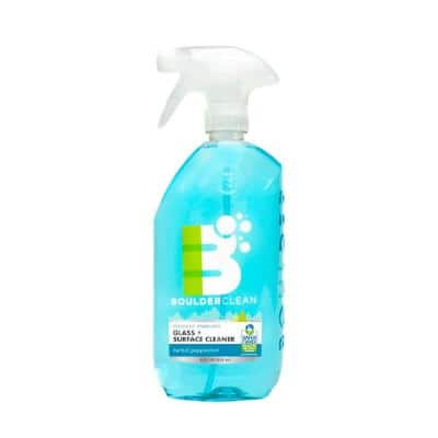 28 oz. Herbal Peppermint Clean Natural Glass and Surface Cleaner