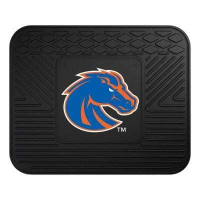 Fanmats Boise State University 14 In X 17 In Utility Mat 11856 The Home Depot
