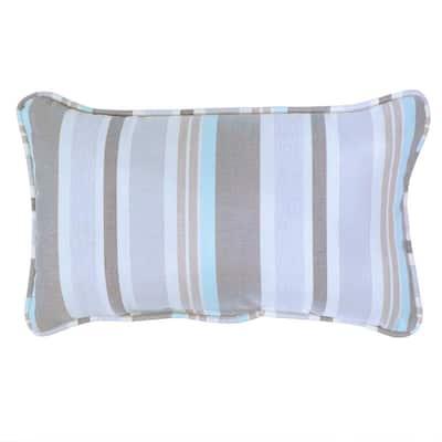 Outdoor Lumbar Pillows Outdoor Pillows The Home Depot