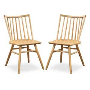 Talia Dining Chair in Natural (Set of 2)