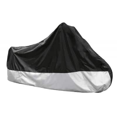 GT 99 in. x 45.5 in. x 49.5 in. Large Motorcycle Cover