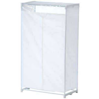 White Portable Closet (36 in. W x 63 in. H)