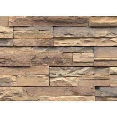 Imperial Stack Stone Bristol Corners 100 lin. ft. Bulk Pallet Manufactured Stone