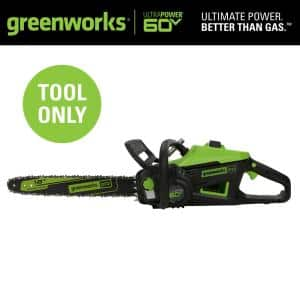 PRO 18 in. 60V Battery Cordless Chainsaw (Tool-Only)