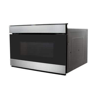 1.2 cu. ft. Microwave Drawer in Stainless Steel