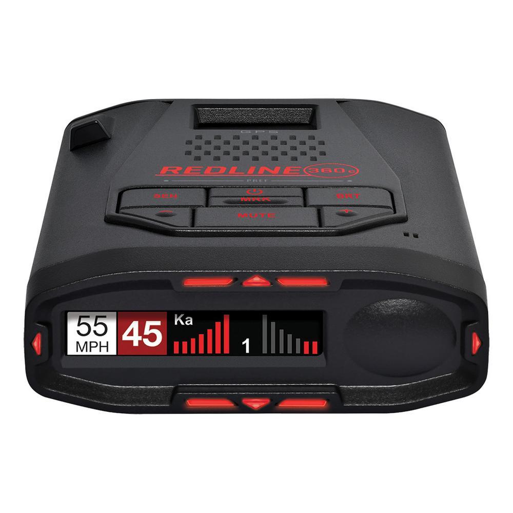 Redline 360c Radar/Laser Detector