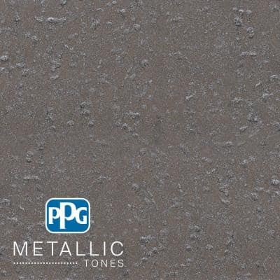 1 gal. #MTL101 Foundry Metallic Interior Specialty Finish Paint