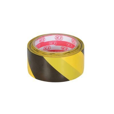 Yellow/Black Stripped Floor Tape