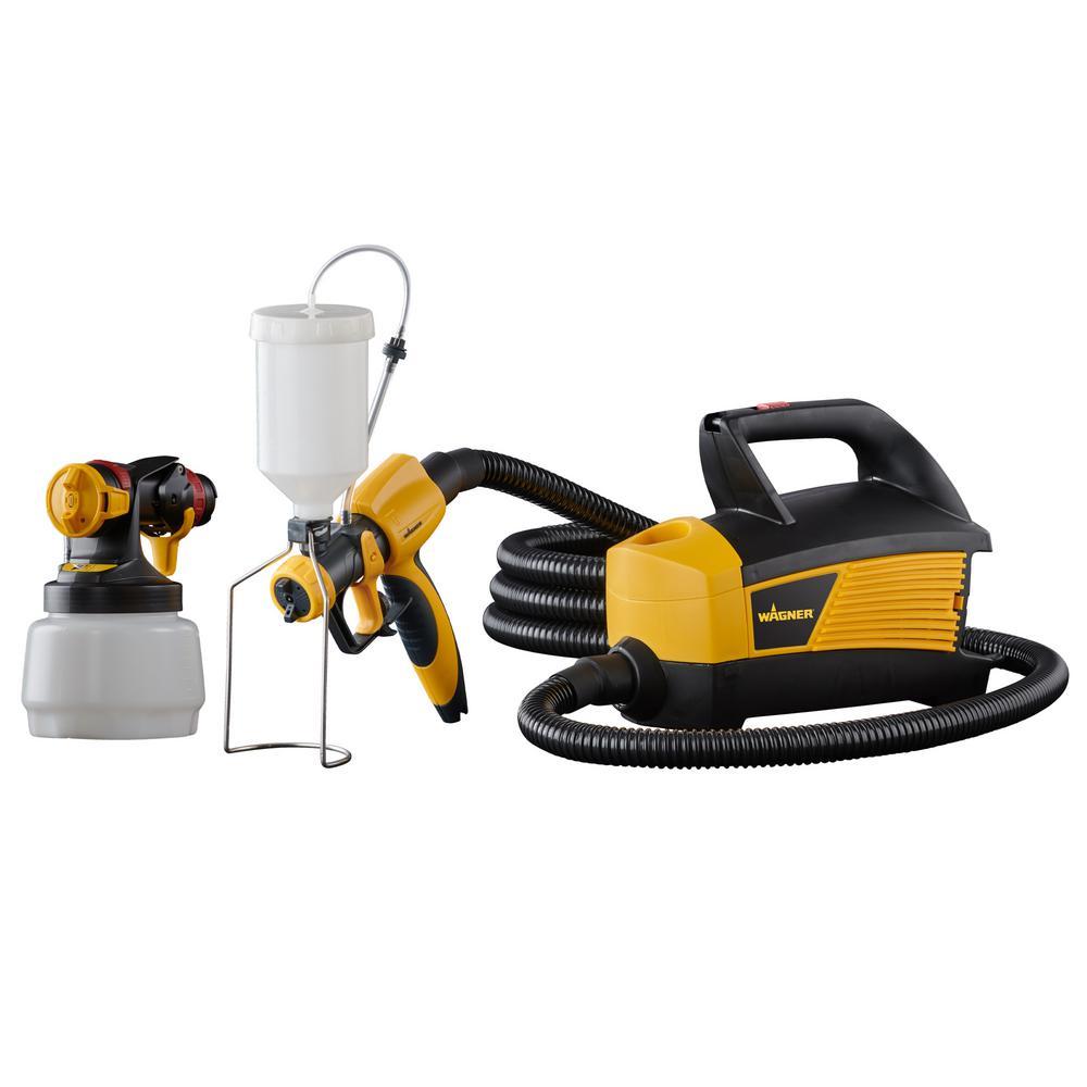 FLEXiO 4300 Gravity Feed Stationary Paint Sprayer