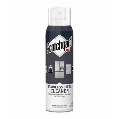 17.5 oz. Scotchgard Stainless Steel Cleaner (495 g) (Case of 6)