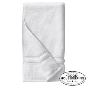Turkish Cotton Ultra Soft Hand Towel in White