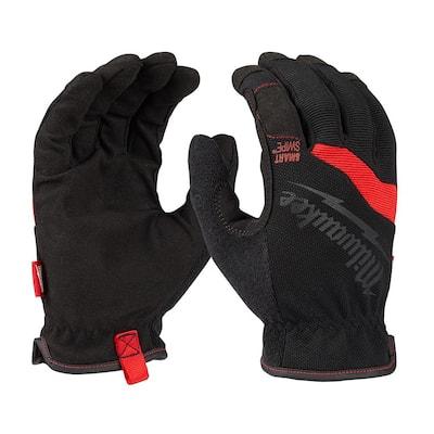 Large FreeFlex Work Gloves