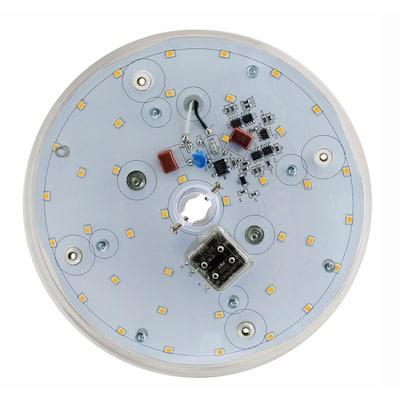 120-Watt Equivalent 7.3 in. Round Multi-Purpose Retrofit LED Light Engine in Bright White (4000K)