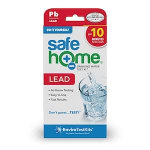 Do-it-Yourself Lead in Water Test Kit