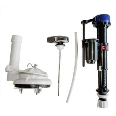 Flushing Mechanism for TB133 in White