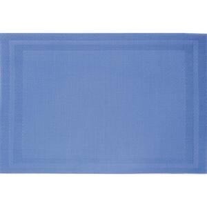 Marine Blue Basket Weave Placemat (Set of 8)