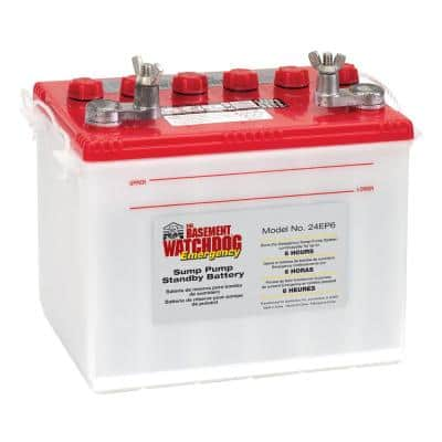 Emergency Standby Battery