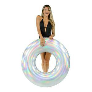Poolcandy 40 In Inflatable Aqua Laser Tube With Laser Sound Effects Pc2740las The Home Depot