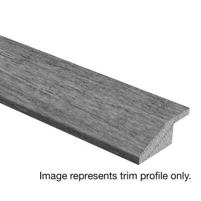 Castle Gray Oak 1/2 in. Thick x 1-3/4 in. Wide x 94 in. Length Hardwood Multi-Purpose Reducer Molding