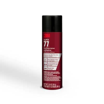 13.8 oz. Super 77 Multipurpose Spray Adhesive