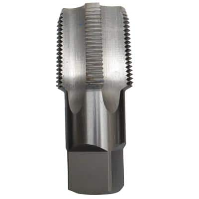 1-1/4 in. -11-1/2 Carbon Steel NPT Pipe Tap