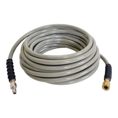 Armor 3/8 in. x 50 ft. x 4500 PSI Hot and Cold Water Replacement/Extension Pressure Washer Hose