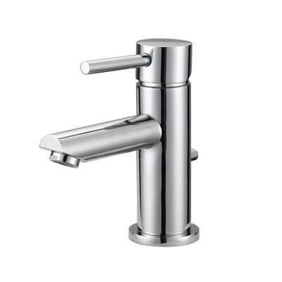 Eastport Single Hole Single-Handle Bathroom Faucet in Polished Chrome