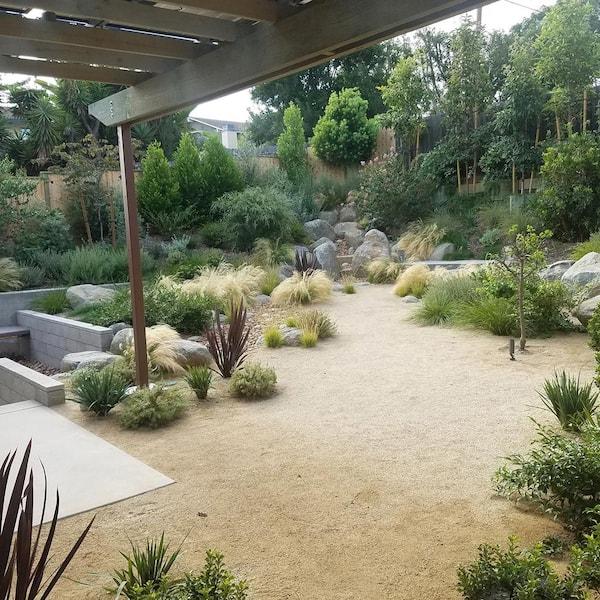 Decomposed Granite Landscape