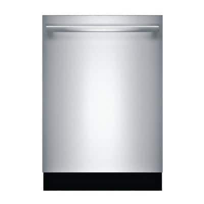 300 Series 24 in. Stainless Steel Top Control Tall Tub Dishwasher with Stainless Steel Tub and 3rd Rack, 44dBA