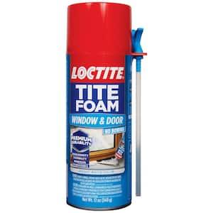 TITE FOAM Window and Door 12. Fl. oz. Insulating Spray Foam Sealant