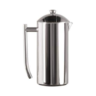 4.5-Cup Mirror Finish Stainless Steel French Press 0104