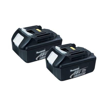18-Volt LXT 3.0Ah Lithium-Ion Battery (2-Pack)