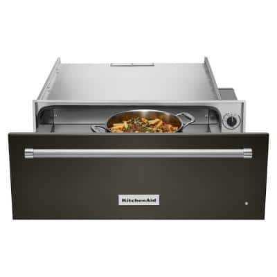 27 in. Slow Cook Warming Drawer with PrintShield