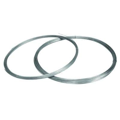 12.5-Gauge 10 lbs. 392 ft. Coil Smooth Wire