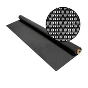 60 in. x 50 ft. Charcoal Super Solar Screen
