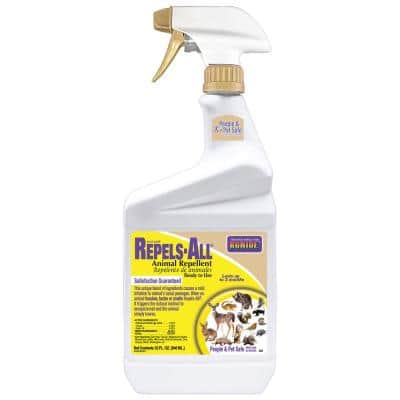 32 oz. Repels-All Animal Repellent Ready-To-Use