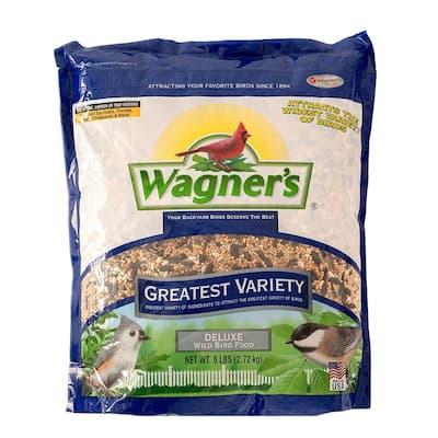 6 lb. Greatest Variety Wild Bird Seed