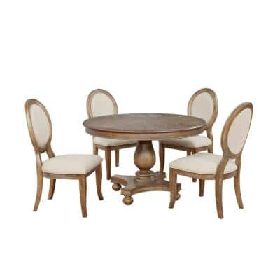 Lenoir 5 Piece Dining Set
