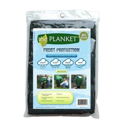 8 ft. Round Plant Cover