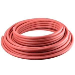 3/4 in. x 300 ft. Red PEX-A Pipe in Solid