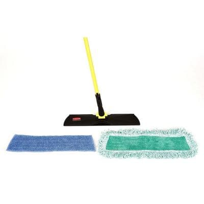 Microfiber Floor Care Mop Kit