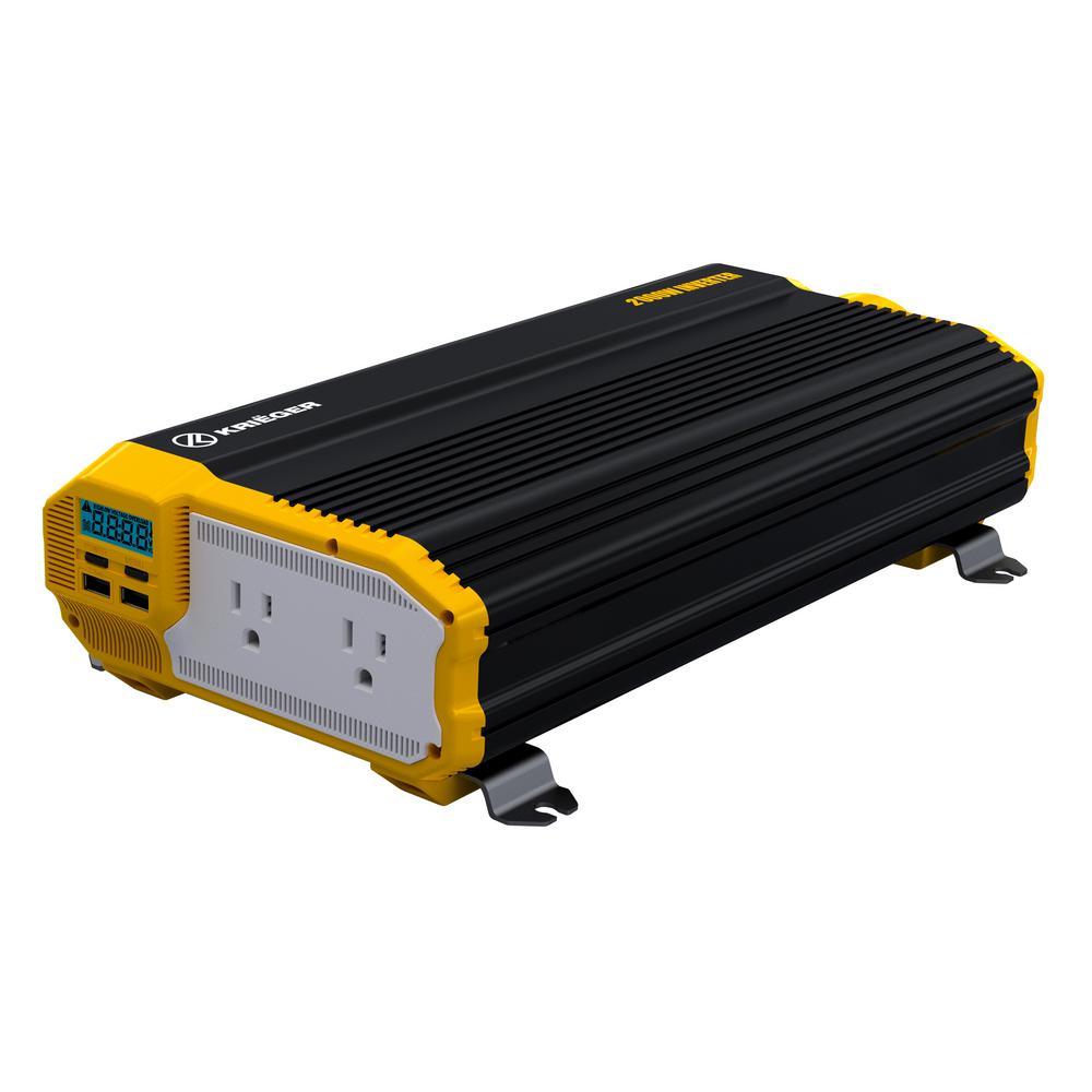 2000-Watt Power Inverter
