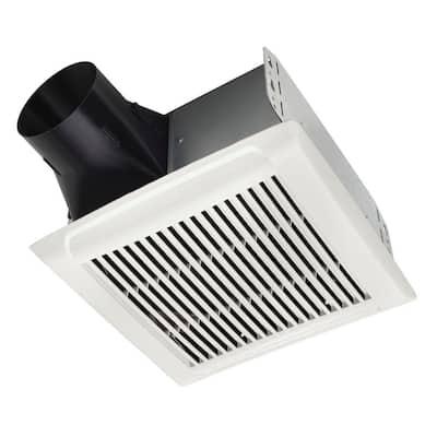 Flex Series 50 CFM Ceiling Room Side Installation Bathroom Exhaust Fan, ENERGY STAR*