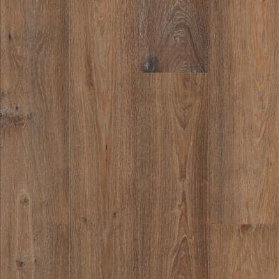Meritage Knotty Barrel Oak 19/32 in. T x 9-1/2 in. WxVarying L Extra Wide TG Engineered Hardwood Flooring (34.1 sq. ft.)