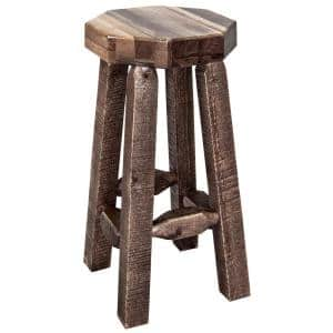 Homestead Collection 30 in. Early American Bar Stool