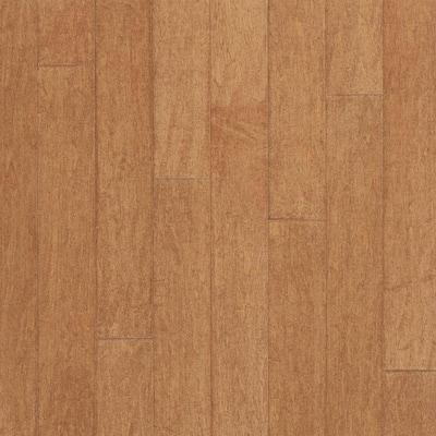 Amaretto Maple 3/8 in. T x 5 in. W x Random L Engineered Click Lock Hardwood Flooring (22 sq. ft./case)
