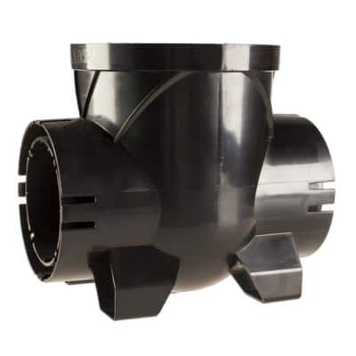 6 in. Double Outlet Bullet Basin