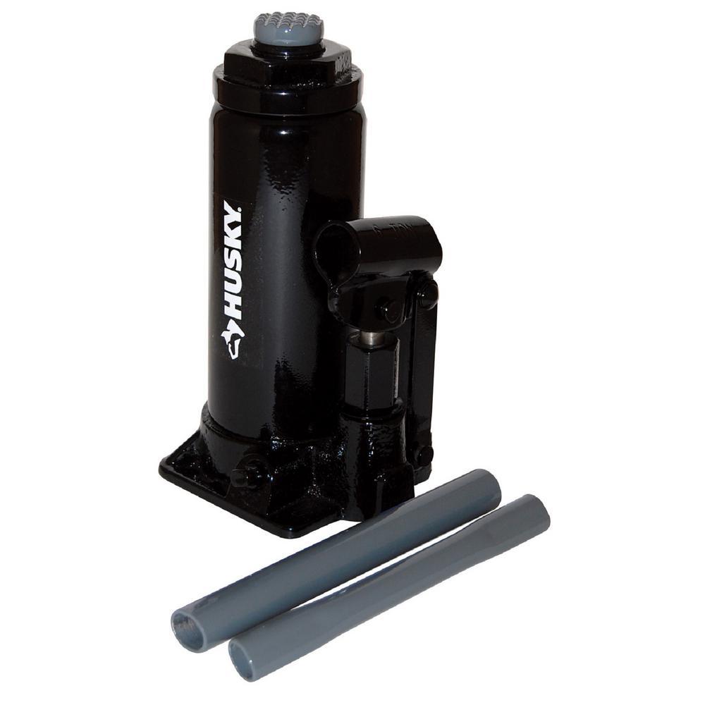 6-Ton Hydraulic Bottle Jack