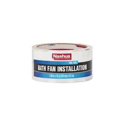 1.89 in. x 10 yds. Bath Fan Installation Duct Tape